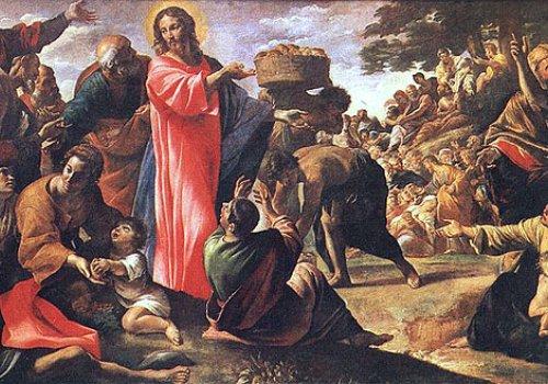 XVIII domenica del tempo ordinario anno a