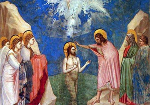 Battesimo di Gesù anno B