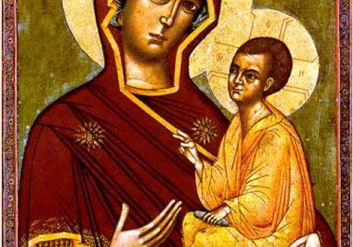 1° Gennaio Maria madre di Dio