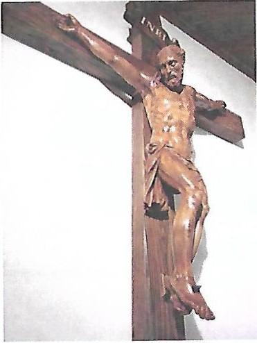 crocifisso legno